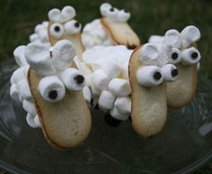 Marshmallow Sheep from Dukes & Duchesses.
