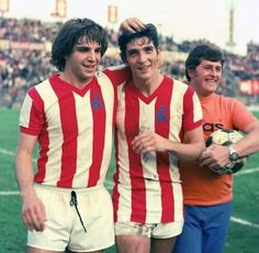 Vicenza: Luciano Marangon and Paolo Rossi.
