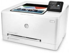 HP Color LaserJet Pro M252dw ($218 at Amazon) - Works with Mac and Airprint. Not an all in one.