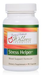 Reduce stress and improve brain energy with Stress Helper. This nutritional supplement contains pantethine, carnosine, acetyl-l-carnitine.