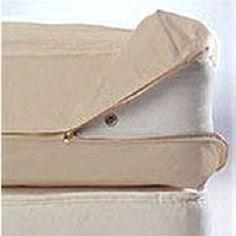 Cottonfresh Fully Enclosed Natural Cotton Mattress Encasing - Queen- 150 x 200 x 20cm - http://domesticcleaningsupplies.co.uk/product/cottonfresh-fully-enclosed-natural-cotton-mattress-encasing-queen-150-x-200-x-20cm/