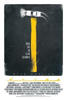 Poster alternativo Drive
