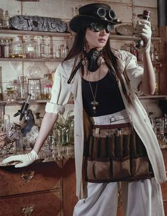 All sizes | Steampunk Editorial | Flickr - Photo Sharing!