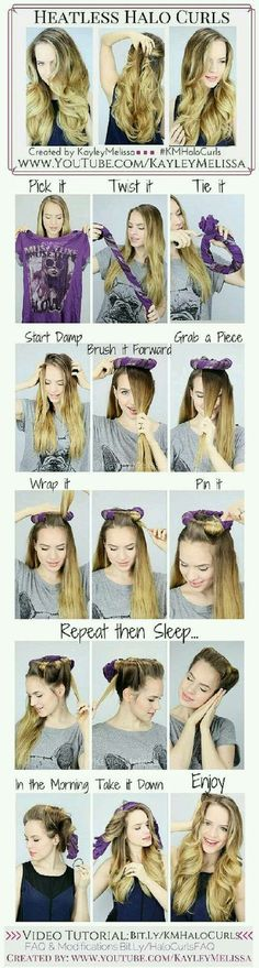 got to try hair tutorials- step by step #Beauty #Trusper #Tip