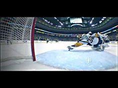 Never give up - Hockey Goalie