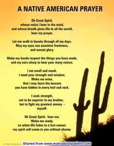 oh great spirit maker of men indian prayer Native American Prayers, Native American Totem, Native American Spirituality, Native American Pictures, Native American Symbols, Native American History, American Indians, Native American Religion, Native American Sayings