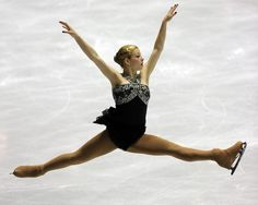 Gracie Gold, she makes skating fun to watch again!