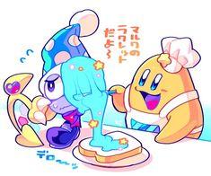 Kawasaki making terrible cooking decisions as per usual Kirby Memes, Demon Baby, Kirby Character, Meta Knight, Nintendo Characters, Art Prompts, Cool Sketches, Super Smash Bros, Chibi