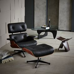 """Dimensions: Overall Chair Dimensions: 31.5""""H x 33.5""""W x 33""""D Seat Size: 19''W x 21''D Seat Height: 16.5""""H Ottoman dimensions: 17""""H x 21.5""""W x 26""""L Top Grain Italian Leather Upholstery Premium quality"""