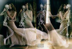 Tim Walker, Skeleton Dance