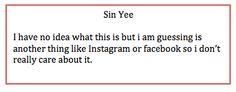 Sin Yee