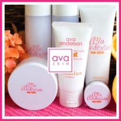 Ava Anderson Non-Toxic Cosmetics, Shampoo & Personal Care Product Review.