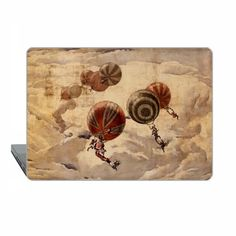 Macbook Pro 13 TB 2016 Case air balloon MacBook 15 by ModMacCase