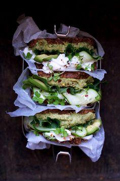 Naturalista - The Greenylicious Sandwich   Coyuchi