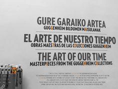 Gatochino @Guggenheim Bilbao  the XHBTN
