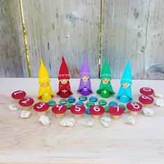Math Gnomes are traditionally used in Waldorf math education, but they would make a lovely addition to any learning style. Our Math Gnome Set is great for little ones just starting to learn their numb Waldorf Education, Math Education, Physical Education, Math Gnomes, Montessori, Online Math Courses, Waldorf Math, Math Help, Learn Math