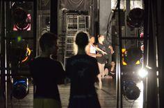 Bastidores dos grupos joinvilenses que participaram da seletiva do 30º Festival de Dança. Crédito: Dashmesh Photos