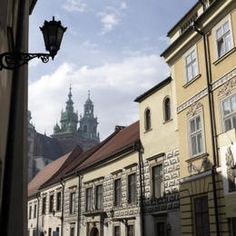 Historic center of Krakow