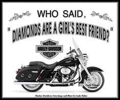 men love women harley riders quotes | Harley Davidson - 4ever /