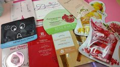 Bits and Boxes: Beauteque Mask Maven April 2015 ~ Asian Beauty Mas...