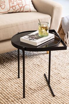Seky Side Table - SKLUM Coffee Tables Uk, Beige Sofa, Contemporary Coffee Table, Hospitality Design, Fashion Room, Fabric Sofa, Industrial Style, Simple Designs, Living Room