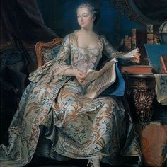 madame de pompadour needlework - Google Search