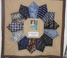Memory Lap Quilt Custom Wall Hanging Memory by AWordFitlySpoken, $195.00