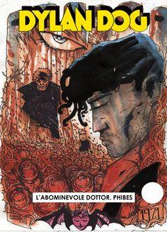 "Stefano Cardoselli presenta: Dylan Dog in ""L'abominevole dottor Phibes"""