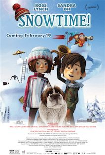 The Movie SNOWTIME! Is Now Playing In Select Theaters - A Great Family Movie From @shoutfactory