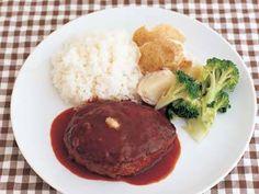にんにくハンバーグレシピ 講師はケンタロウさん|使える料理レシピ集 みんなのきょうの料理 NHKエデュケーショナル