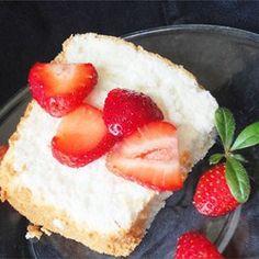 Angel Food Cake I Allrecipes.com