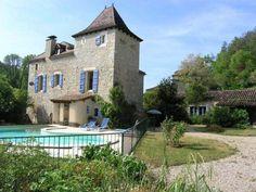 Vente maison 6 pièces 235 m² Luzech (46) - 299000 € - A Vendre A Louer