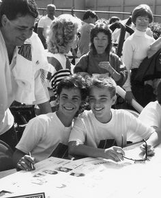 Jeremy Licht and Chad Allen.I loved them both! Chad Allen, Celebs, Celebrities, Hollywood Stars, Back In The Day, Cute Guys, My Childhood, Past, Actors