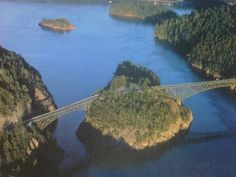 Deception Pass, Washington State...one of the places I love most in the whole world.