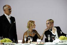"""Pase gráfico estreno Madrid en Matadero  Naves del Español desde 25 agosto al 23 de octubre 2011.Foto: Antonio Castro http://www.madridiario.es/galerias/caida-dioses-matadero-naves-espanol-belen-rueda6/5356 . El ACTOR PABLO RIVERO da vida a Martin von Essenbeck en""""La caída de los dioses"""", homenaje del director esloveno Tomaž Pandur,a Luchino Visconti con una versión teatral de la película con el mismo nombre."""