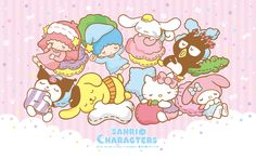 【Android iPhone PC】Little Twin Stars Wallpaper 201709 九月桌布 日本草莓新聞 Wallpaper 2017, Stars Wallpaper, My Melody Wallpaper, Sanrio Wallpaper, Hello Kitty Wallpaper, Melody Hello Kitty, Sanrio Danshi, Hello Kitty Pictures, Baby Friends