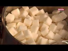 Karamell munka 1 / Pulled sugar work 1 - YouTube