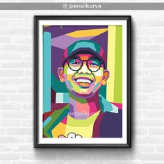COMMISSION WORK By @pensilkurva Thanks to @agungarikusuma . . #stayhome for you guys . . . . . . . #vector #vectorart #wpap #karikatur #caricature #promo #akhirtahun #2019 #gift #commissionsopen #hadiah #corel  #fun #vectorface #indonesia @vxvina  @get_repost  #jasadesign #hijab #desain #cheap #vectorartxwpap #commission #desainrumahminimalis #free #commissions #openorder #ordernow Pop Art Face, Caricature, Vector Art, Thankful, Concept, Cartoon, Guys, Abstract, Drawings