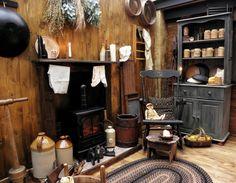 primitive decor pics | ... primitive home decor primitive home ideas primitive country decor in