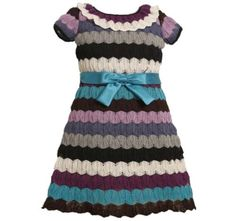 Bonnie Jean TODDLERS 2T-4T TURQUOISE-BLUE MULTICOLOR FLUTTER FLAME KNIT Special Occasion Girl Party Dress Bonnie Jean, http://www.amazon.com/dp/B008EDCT6S/ref=cm_sw_r_pi_dp_73Z5pb18ABXHJ