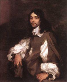 Portrait of a Man, c. 17th century by Sebastien Bourdon