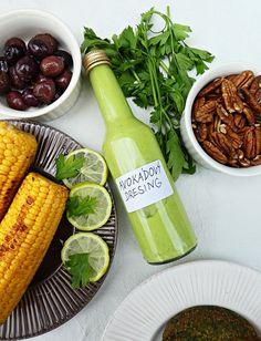 Recepty na domácí dresinky Tzatziki, What To Cook, Vegan, Vegetables, Cooking, Fitness, Food, Cuisine, Gymnastics