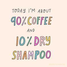 coffeeanddryshampoo