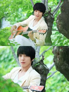 Heartstrings - Jung Yong Hwa as Lee Shin Korean Drama Stars, Korean Drama Movies, Korean Dramas, Kang Min Hyuk, Lee Jong Hyun, Lee Jung, Jung Yong Hwa, Korean Celebrities, Korean Actors