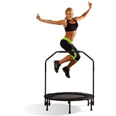 trampoline exercise Cardio trampoline