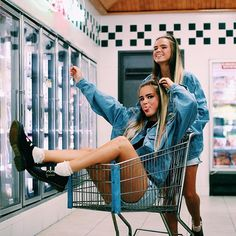 grocery shopping..? - Bossy posse jacket/ dr martens from @peppermayo #peppermayo