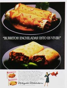 Vintage Food Advertisements of the 1980s