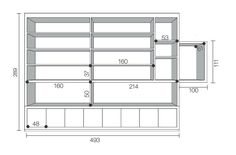 8 estantes para expor livros e objetos (com duas opções econômicas) - Casa