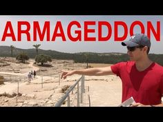 26 layers of civilization exposed in a single excavation site of Tel Megiddo, which is mentioned in the Bible as Mount Megiddo, or in Hebrew Har Megiddo (Arm. Last Day Events, Church History, Visual Aids, Bible Knowledge, Judaism, Atheist, Israel, Christianity, Documentaries