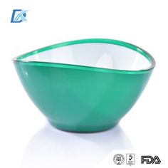 Best Serving Fruit Small Green Salad Bowl